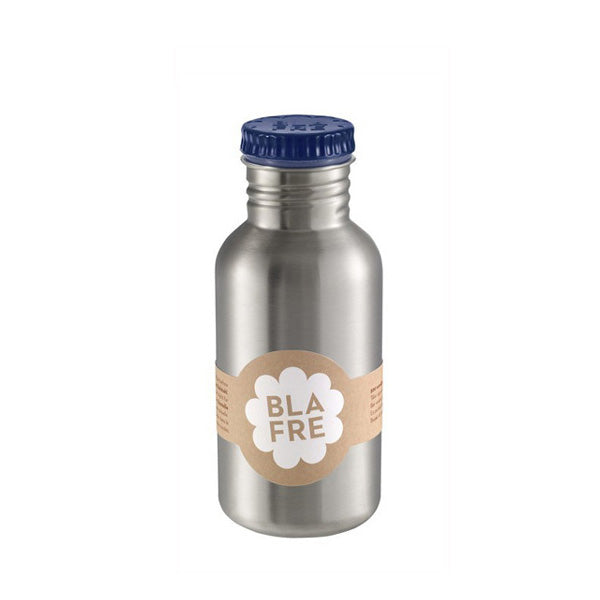 Blafre Steel Bottle 500ml - Dark Blue