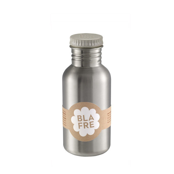 Blafre Steel Bottle 500ml - Grey