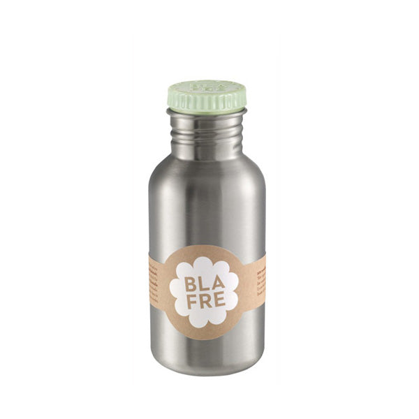 Blafre Steel Bottle 500ml - Light Green