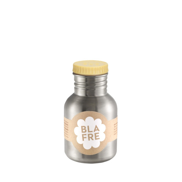 Blafre Steel Bottle 300ml - Light Yellow