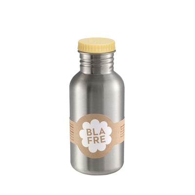 Blafre Steel Bottle 500ml - Light Yellow