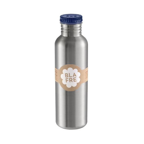 Blafre Steel Bottle 750ml - Dark Blue