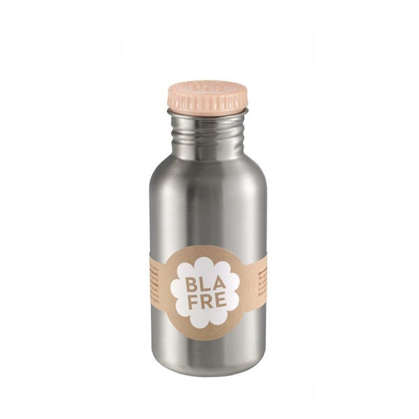 Blafre Steel Bottle 500ml - Peach