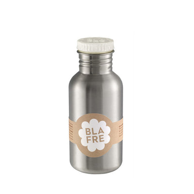 Blafre Steel Bottle 500ml - White
