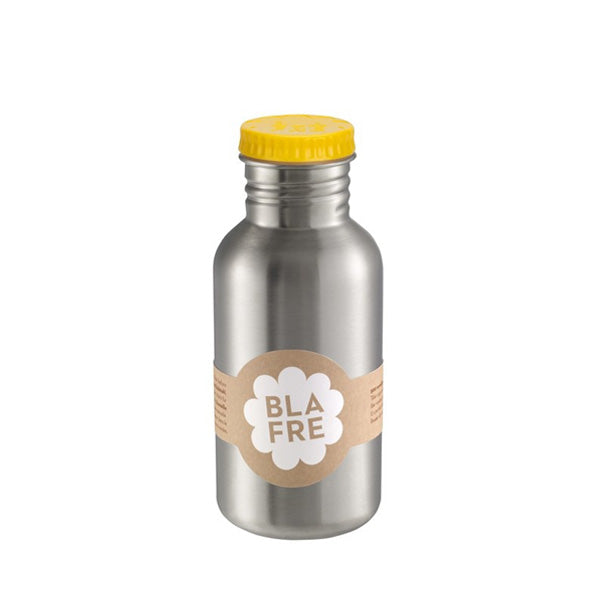 Blafre Steel Bottle 500ml - Yellow