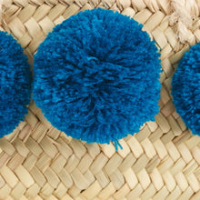 Bohemia Design Mini Pom Pom Basket – Teal