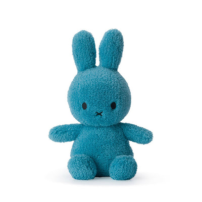 Miffy Terry Soft Toy – Ocean Blue