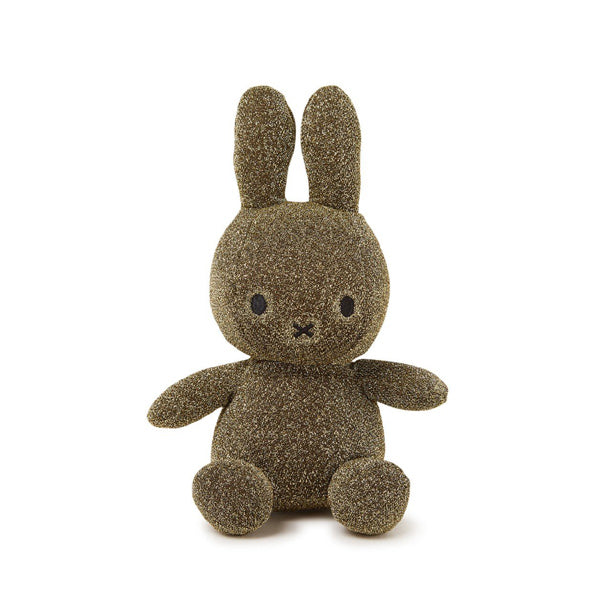 Miffy Soft Toy – Sparkle Gold