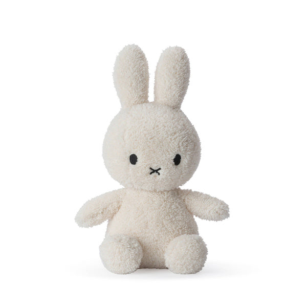 Miffy Terry Soft Toy – Cream