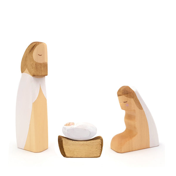 Brin d'Ours Nativity Set