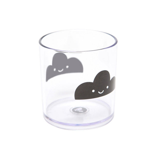 Buddy and Bear Tumbler - Happy Clouds