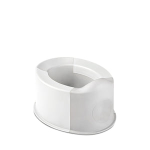 Buubla Foldable Potty Chair - White
