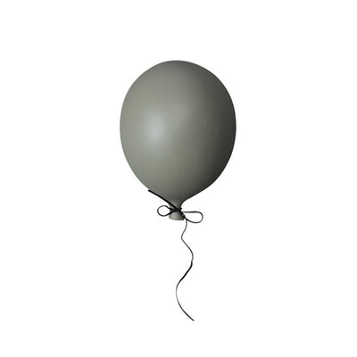 ByON Ceramic Balloon Decoration – Dark Green