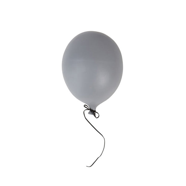 ByON Ceramic Balloon Decoration – Grey
