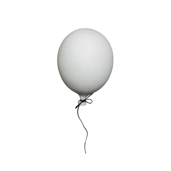 ByON Ceramic Balloon Decoration – White