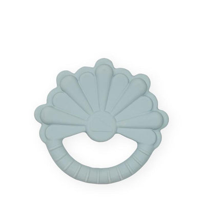 Cam Cam Copenhagen Flower Teether - Petroleum