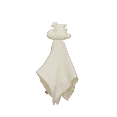 Cam Cam Copenhagen Swan Cuddle Cloth – Light Sand