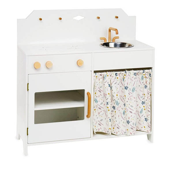 Cam Cam Copenhagen Play Kitchen - FSC White