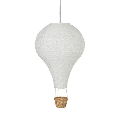 Cam Cam Copenhagen Hot Air Balloon Lamp – Grey Wave