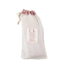 Camomile London Petit House Cushion – Blush/Peach Blossom