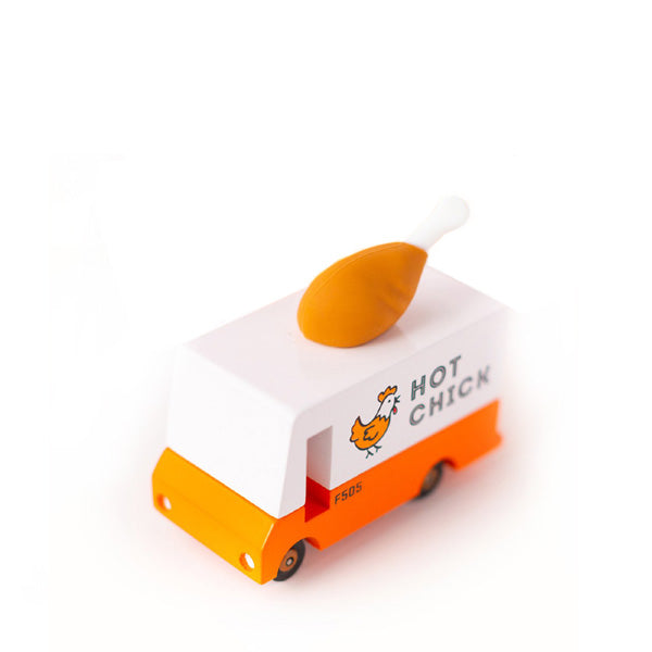 Candylab Toys Candyvan - Fried Chicken Van