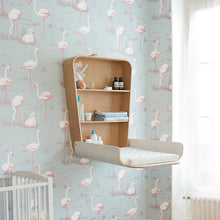 Charlie Crane NOGA Changing Table - Gentle White