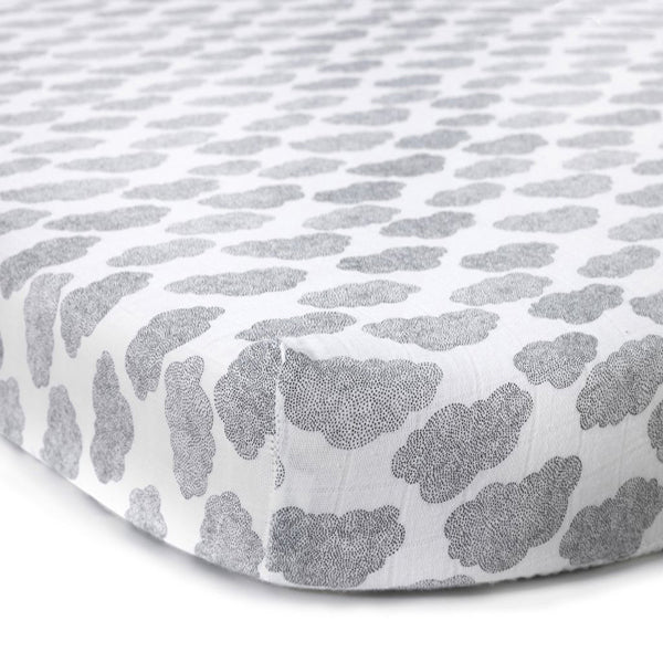 Charlie Crane Mattress Cover Cloud for MUKA