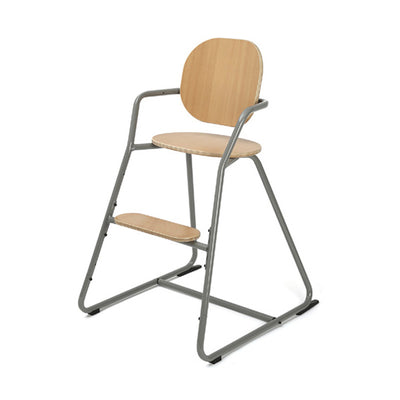 Charlie Crane TIBU High Chair – Grey