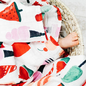 Clementine Kids Swaddle – Ice Cream