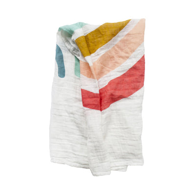 Clementine Kids Swaddle – Rainbow