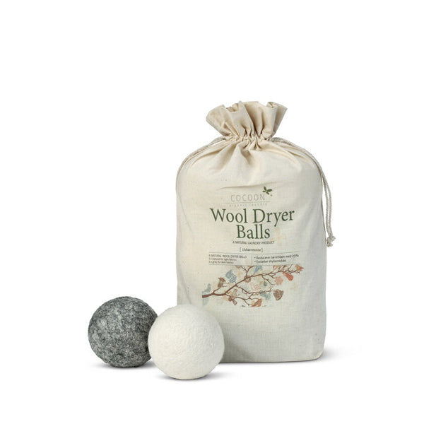 Cocoon Company Wool Dryer Balls