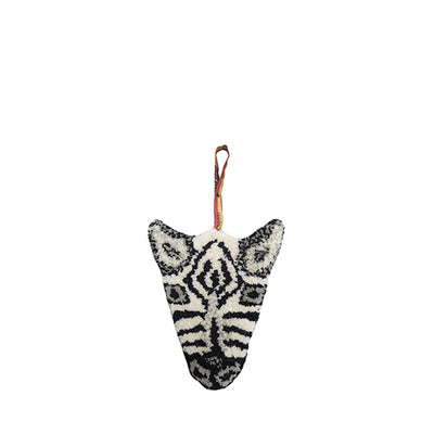 Doing Goods Gift Hanger - Chubby Zebra