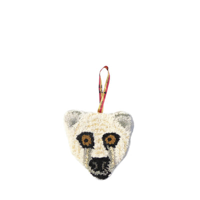 Doing Goods Gift Hanger - Kasbah Polar Bear