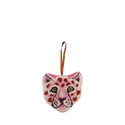 Doing Goods Gift Hanger - Pinky Leopard Cub