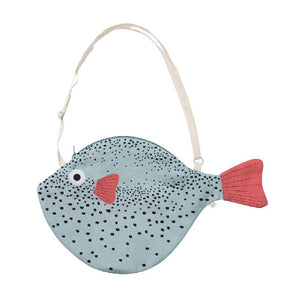 Don Fisher Australia Pufferfish Big Bag – Green