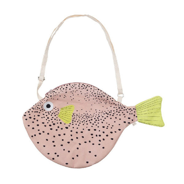 Don Fisher Australia Pufferfish Big Bag – Pink