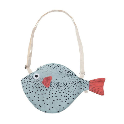 Don Fisher Australia Pufferfish Small Bag – Green