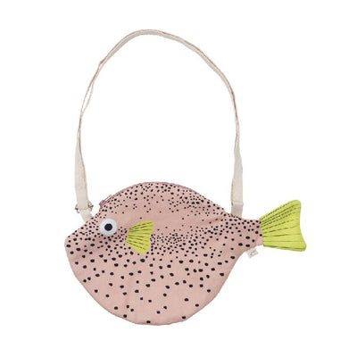 Don Fisher Australia Pufferfish Small Bag – Pink