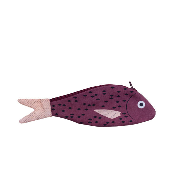 Don Fisher Fish Pencil Case – Goldfish
