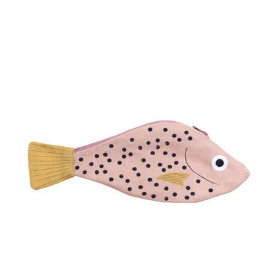 Don Fisher Fish Pencil Case – Redfish