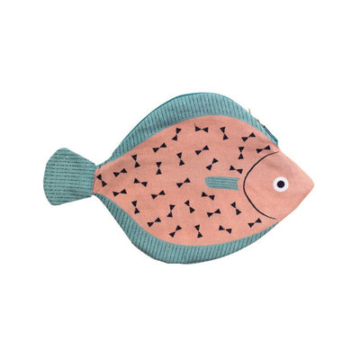 Don Fisher Fish Pencil Case - Turbot