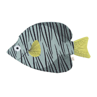 Don Fisher Australia Pencil Case – Green Butterfly Fish
