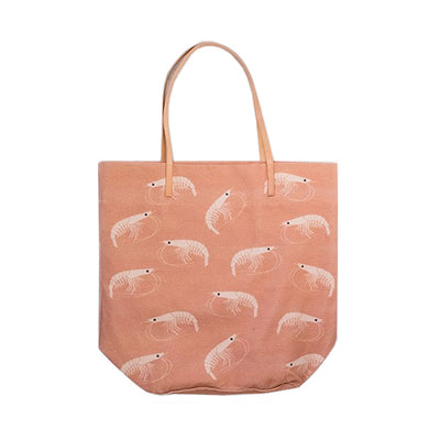 Don Fisher Atlantic Tote Bag Shrimp – Pink