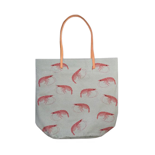 Don Fisher Atlantic Tote Bag Shrimp – Water