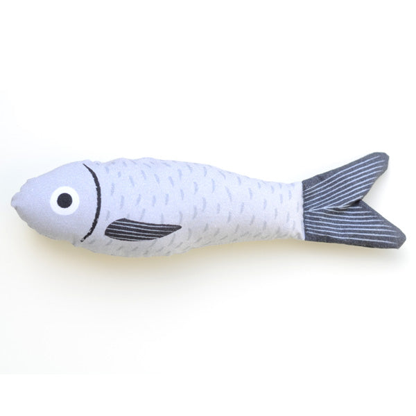 Don Fisher Fish Baby Rattle