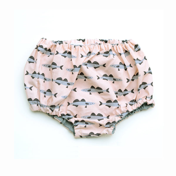 Don Fisher Pink Fish Culotte