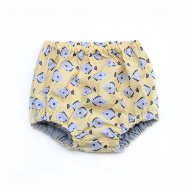 Don Fisher Yellow Fish Culotte