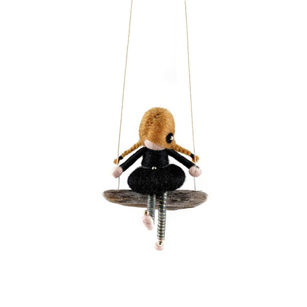 Dorimu Fairy Doll – Black