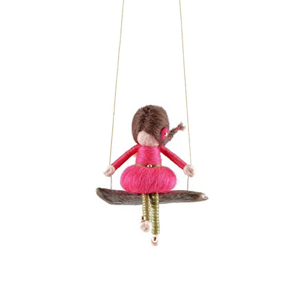 Dorimu Fairy Doll – Bright Pink