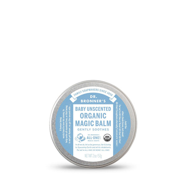 Dr. Bronner's Organic Magic Balm - Baby Unscented